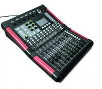 professional audio digital mixer 10ch~32ch high quality sound mixing equipment