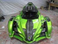 New Wheel Motorcycle Aero 3S T-Rex 3