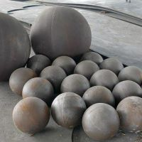 Manufacturers wholesale diameter 180mm hollow iron ball iron hemispher
