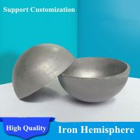 Hot sale high quality hollow hemisphere iron half balls