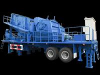 DWP Series Portable Impact Crusher Plant