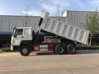 sinotruck 6x4 371hp howo Dump Truck