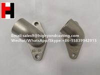 China manufacturer OEM steel investment casting stainless steel lost wax precision casting auto parts