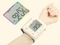 Wrist Digital Blood Pressure Monitor (Medical Leval)