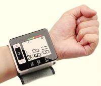 Digital Wrist Blood Pressure Monitor (CE/FDA approve)      PDAT94-00012