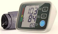 Digital Wrist Blood Pressure Monitor with Large LCD (CE/FDA approve)