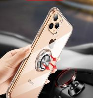 Mobile Phone  Shell + Magnetic Car Ring Holder (for Apple IPhone)             TTLTSH007