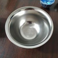 Ultralight Healthy Anti-Corrosion Pure Titanium Bowl Products Manufacturer