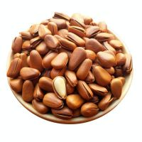 factory direct selling natural opened pine nuts with shell