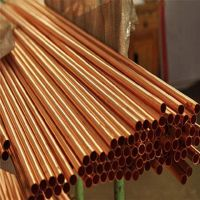 high quality large diameter ac copper pipe for sale