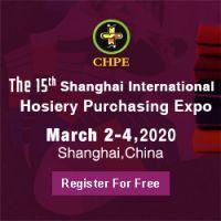 The 15th Shanghai International Hosiery Purchasing Expo 2020