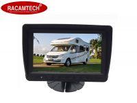 "7"" TFT LCD Color Reversing Backup Sunshade Truck/Car/Bus Security Monitor"