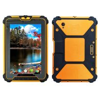 """Android7.1 Octa-core 2.0GHz 8""""Inch Rugged tablet 10000mAh Rugged tablet PC with NFC RFID Barcode scanner"""