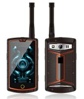 Cheapest Factory 4 inch octa-core Android rugged DMR phone IP68 rugged Digital walkie-talkie phone with NFC DMR Rugged phone