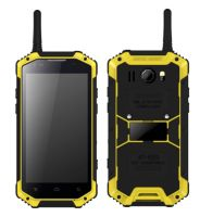 Cheapest Factory Android 7.1 Octa-core 4G Ram + 64G ROM Rugged Phone IP68 NFC Pixels Waikie-Talkie Smartphone with GPS PTT