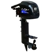 Electric Engine Motor e-Outboard Series/ LGM Co.,Ltd/ O-8