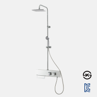 Shelf style shower - Royal Co., Ltd. - RBS781