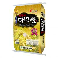 Japonica Medium Grain Rice Dae Pung Rice(10kg/20kg)