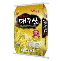 Korean Japonica(Medium Grain Rice) Dae Pung Rice(10kg/20kg)