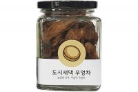 Glass Bottle Burdock Root Tea 80g - Dosisaedaek