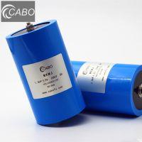 CABO MKMJ-C series axial high voltage pulse capacitor 50kv (3kV-50kV)