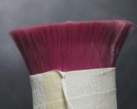 Nylon brush filament for makeup brush