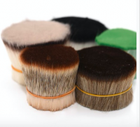 Tapered brush filament for makeup brush/Tapered filament manufactuer