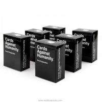 Cards Against Humanity Expansion Sets 1-6 Card Party Fun Game