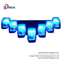 Police Car Fire Truck Vehicle Warning Lightbar With 7 Beacons-TBD1208