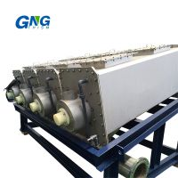 sludge sewage dewatering machine