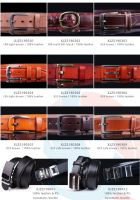Genuine high quality Leather belts