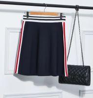 High Women Knitting skirt