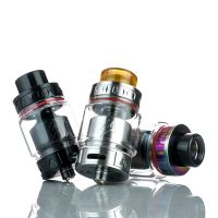 Blitz flavor focused postless RTA Intrepid RTA with 3.5ML/5.5ML capacity