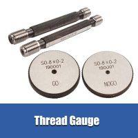 Precision testing thread gauge