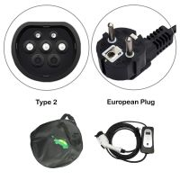 portable EV charger for electric car 16A