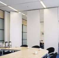 USA Technology Sliding Folding Partition Movable Wall For Restaurant Hotel Room Dividing