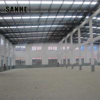 SANHE Custom Design Steel Structure Building for warehouse/workshop/supermarket/hangar