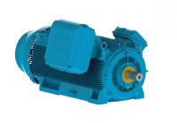 High efficiency three-phase ACmotor