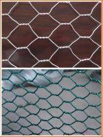 High quality galvanized hexagonal wire mesh pvc coated hexagonal wire