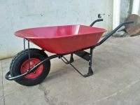 Garden building concrete heavy duty wheelbarrow for sale