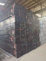 pre galvanized square/rectangular steel tubes/carbon metal steel pipes