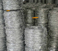 Barbed Wire for Hot Sale in Sharp Quality with ISO9001