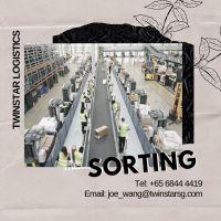 Warehousing-sorting & storage, pick, inventory