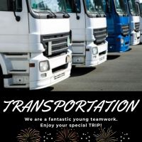 Transportation -local delivery & collection