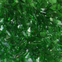 Crushed Color Glass Chips