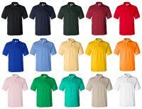 Polo Shirt 100% cotton or 65% Cotton 35% Polyester