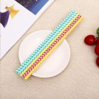 Hot sale Food Grade and  Eco-Friendly and Biodegradable 6MM Paper Straw