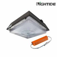 DLC Premium Emergency Backup LED Canopy Lights 90W, 100-277vac, Ni-MH battery and 90~180 minutes