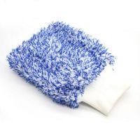 GlossOnly Premium Microfiber Wash Mitt for Auto Detailing