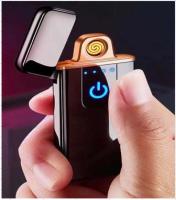 Rechargeable smart lighter